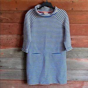 Boden Striped Dress! Size 6P!
